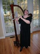 Lisa Fenwick, Harpist, Finger Lakes Region, Southern Tier NY, Central NY State